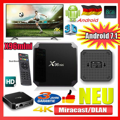 2/16GB THL Box 1 Pro Android 6.0 S905X H.265 4K Quad Core Dual WIFI Media Player