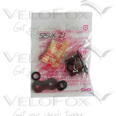 Genuine D.I.D / DID 525 VX Hollow Rivet Chain Link