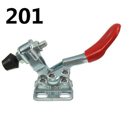 27kg Quick Release Hand Horizontal 201 Toggle Fast Clamp Fixing Workpiece Tool
