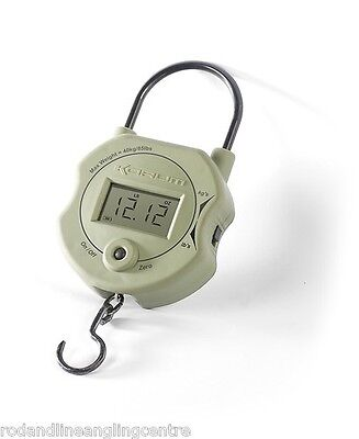 korum digital fishing scales with free battery