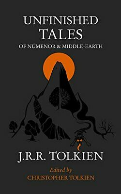 Unfinished Tales, Tolkien, J. R. R. Paperback Book The Cheap Fast Free Post