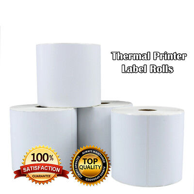 Direct Thermal 4x6 Shipping Labels 24 Rolls of 450 Zebra Eltron LP2844 US SELLER