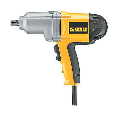 DeWALT DW292KR Factory Reconditioned DW292K 1/2-inch Impact Wrench with Case