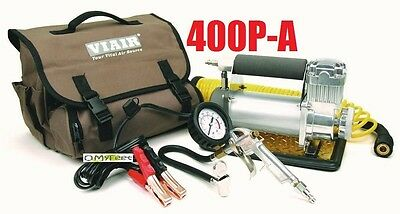 Viair 400P-A Automatic Portable Air Compressor Kit 400PA 12v 150 PSI PN # 40045