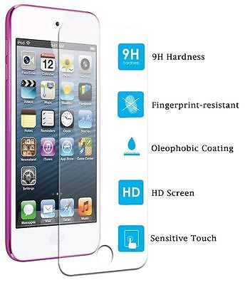 1X Front Tempered Glass Screen Protector Guard Film For iPhone5S 6 6Plus Cover