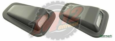 Air Intake Cowls (Pair) - Land Rover Defender - BA 2350 & BA 2351