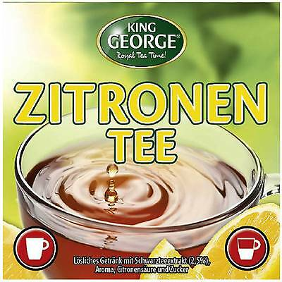Incup Zitronentee 250 Incup Becher á 13 g Instant-Tee
