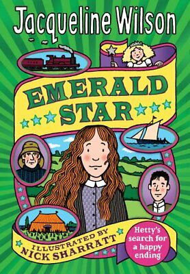 Emerald Star (Hetty Feather) by Wilson, Jacqueline Book The Cheap Fast Free Post