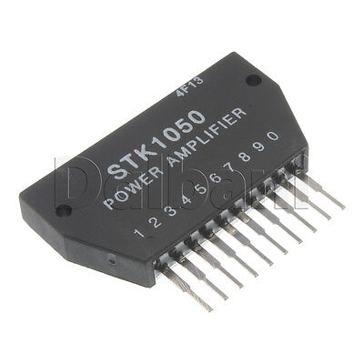 STK1050 New Replacement IC Audio Amplifier Integrated Circuit