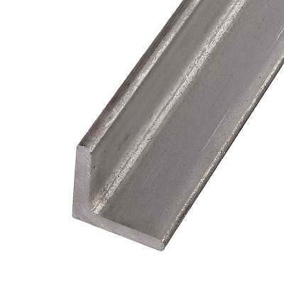 """304 Stainless Steel Angle 3"""" x 3"""" x 96"""" - (1/4"""")"""