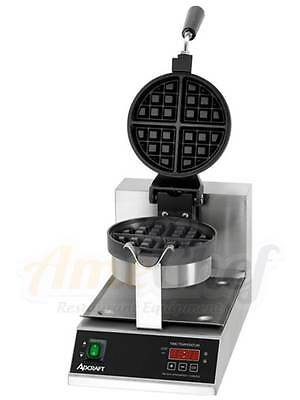 Adcraft BWM-7/R Commercial Kitchen Belgian Waffle Maker