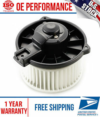 Front Heater Blower Motor For Honda Acura Civic 1.8L 79310-SR3-A01 79310SR3A0