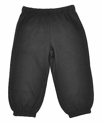 Boys Girls Unisex Joggers Jogging Bottoms Trousers PE Kit Age 1 2 3 4 5 6