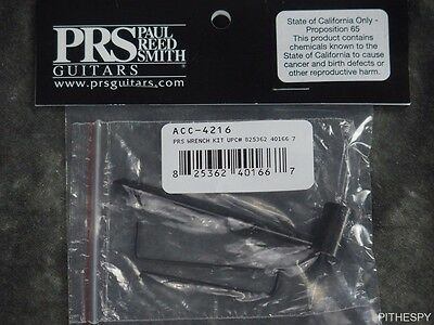 New Prs Wrench Kit Truss Rod Allen Tool Acc-4216 Custom Guitar Paul Reed Smith