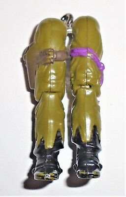 Tight Joints     C8.5 Very Good GI Joe Body Part  1985 Barbecue    Legs