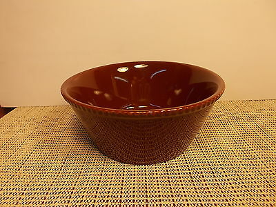 "David Tutera Dinnerware Aspire Pattern Soup/Cereal Bowl 6"" Brown"