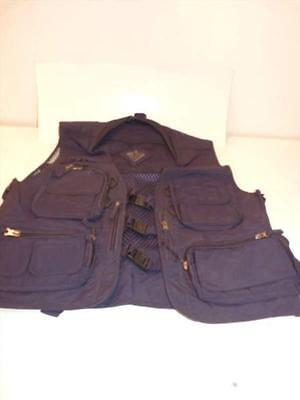 Fishing,Hunting,Shooting Outdoors, Photo Vest ,Large VC 0070