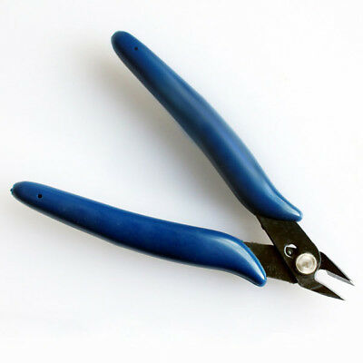 Mini Electrical Tools Wire Cable Cutters Cutting Side Snips Flush Pliers Hand