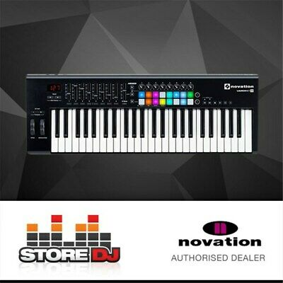 Novation Launchkey 49 mk2 Key Performance & iOS Controller