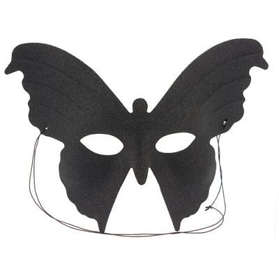 Augenmaske BUTTERFLY MASK black
