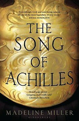 The Song of Achilles, Miller, Madeline Book The Cheap Fast Free Post