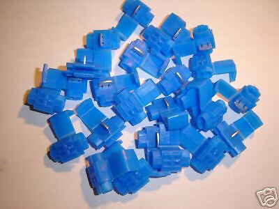 Scotchlok TYPE wiring connector BLUE (bag of 20)
