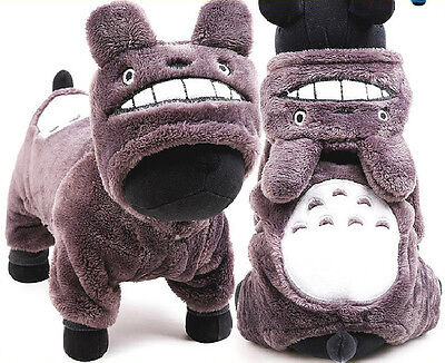 New Winter Hoodie Costume Dog Clothes Pet Jacket Coat Puppy Cat Costumes Apparel