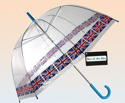 Umbrella Dome Union Jack Design 85cm