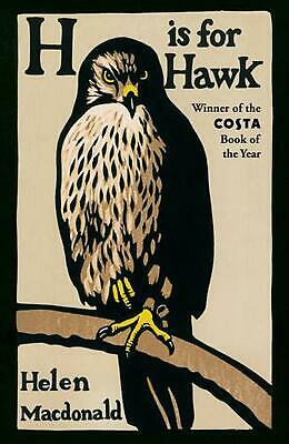 H Is for Hawk by Helen Macdonald Paperback Book Free Shipping!
