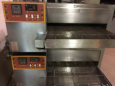 Blodgett MG-32 Gas Double Stack High Production Pizza Oven