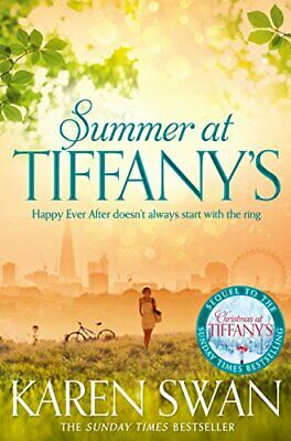 Summer at Tiffany's by Swan, Karen Book The Cheap Fast Free Post
