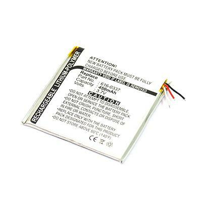 Batteria per Apple iPod nano 3 Gen. - A1236 616-0333 (450mAh)