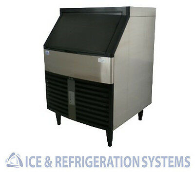 Alamo 280Lb Commercial Undercounter Ice Machine Maker IM-280