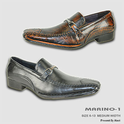 CORONADO Men's Loafer Dress Shoe MARINO-1  Classic Fashion with Leather Lining