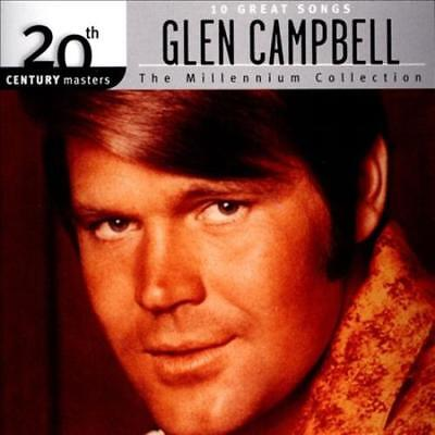 Glen Campbell - 10 Great Songs: 20Th Century Masters - The Millennium Collection
