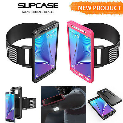 Samsung Galaxy Note 5  Armband Case Cover,genuine Supcase Gym Sport Running
