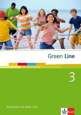 Green Line 3. Workbook mit Audio CD,