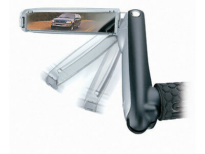 Topeak Bicycle Handlebar Bar 'n' Mirror. Ergo grips with integrated Mirrors Pair