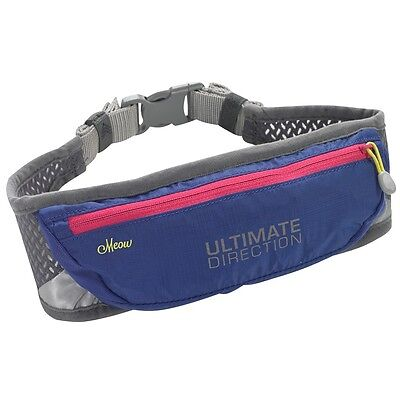 Ultimate Direction Women's Meow Waist Pack Jenny Jurek Waistbelt Indigo 80446814