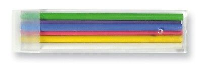 KOH-I-NOOR S128 TAILOR'S CHALKS - set of 6 colours for use in clutch pencils