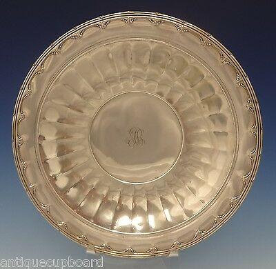 "Old Colonial by Towle Sterling Silver Plate 12"" Diameter #93221 (#0502)"