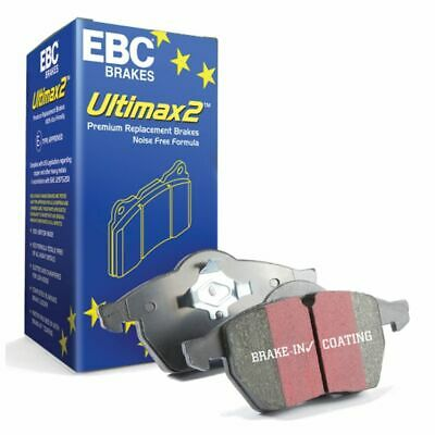 EBC Ultimax Blackstuff OE/OEM Standard Replacement Front Brake Pads- DP1035