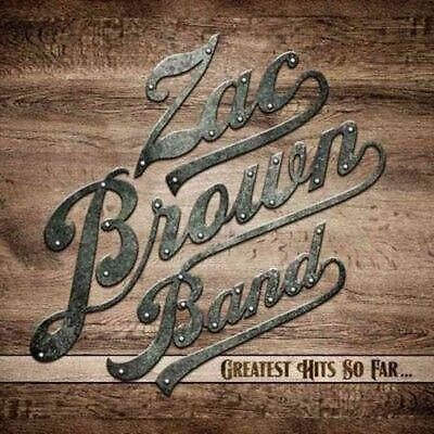 Greatest Hits So Far - Brown,Zac CD-JEWEL CASE Free Shipping!