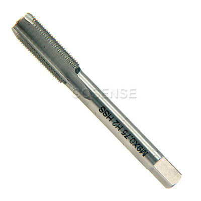9mm x .75 HSS Metric Right Hand Thread Tap M9 x 0.75mm Pitch Threading Tapping