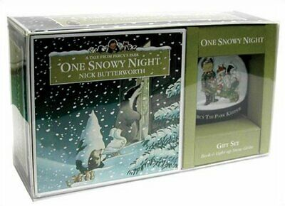 One Snowy Night Gift Set (Percy the ... by Butterworth, Nick Mixed media product