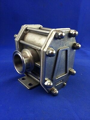 Oden STAINLESS STEEL GEAR PUMP FOR Oden ProFill PF-3000 FILLER