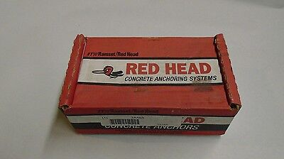 """100 Count, ITW Red Head FS-1430 1/4"""" x 3-1/8"""" Dynabolt Carbon Sleeve Anchor"""