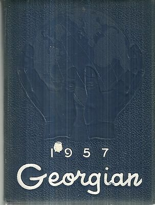 1957 Saint George High School Yearbook Evanston Illinois