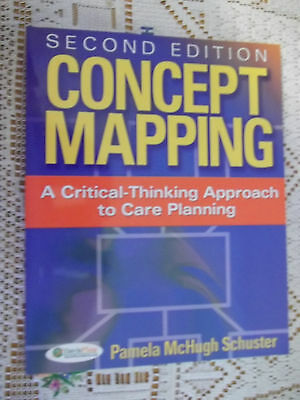 Concept Mapping : A Critical-Thinking Appraoch to Care Planning by Pamela...