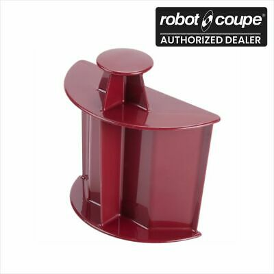 Robot Coupe 106524 R2 Food Processor Large Red Pusher Genuine